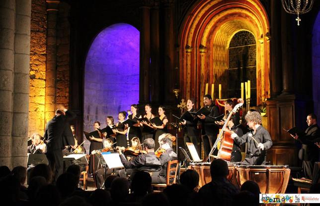Orchestre de Chambre de Toulouse et le choeur de chambre Dulci Jubilo