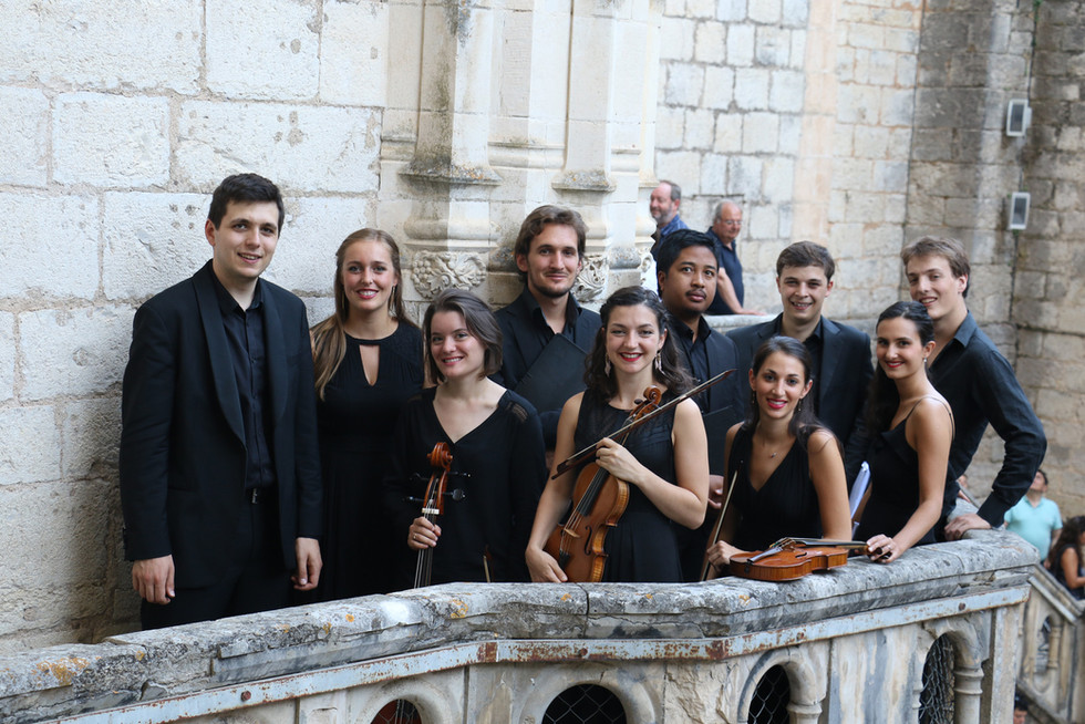 L'Ensemble La Pellegrina - Anima Nostra