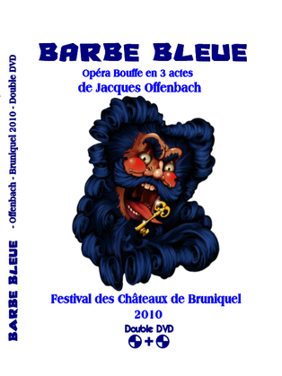 Double DVD - 2010 Barbe Bleue