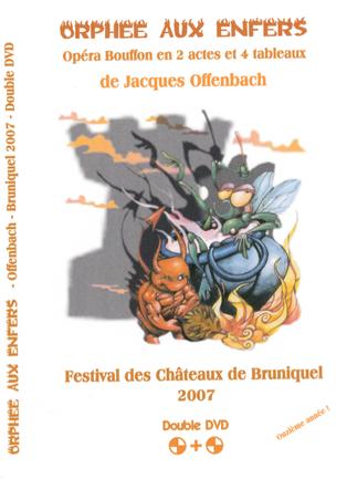 Double DVD - 2007 Orphée aux Enfers