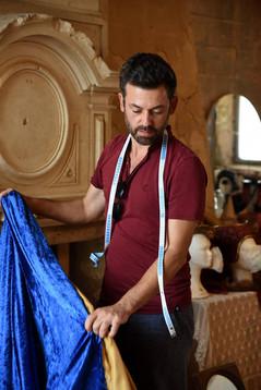 Découvrez l'atelier fantastique de Guillaume Attwood au Festival des Châteaux de Bruniquel