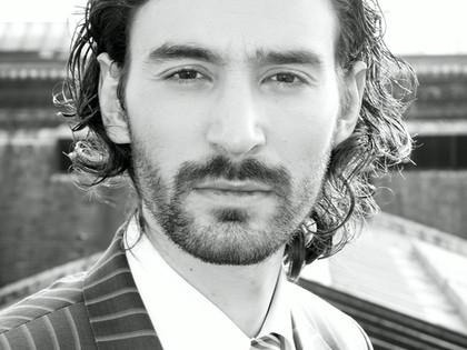 Maxime Cohen - Baryton - rôle : Golo