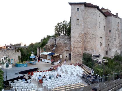 Activités autour des Châteaux