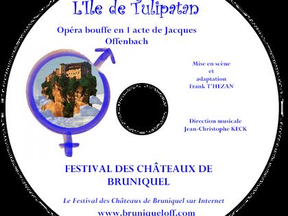 DVD simple - 2003 L'Île de Tulipatan
