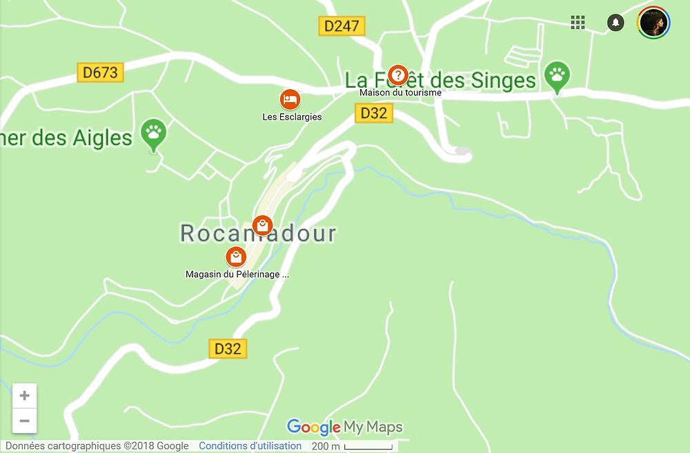 Où acheter le Stabat Mater à Rocamadour ?