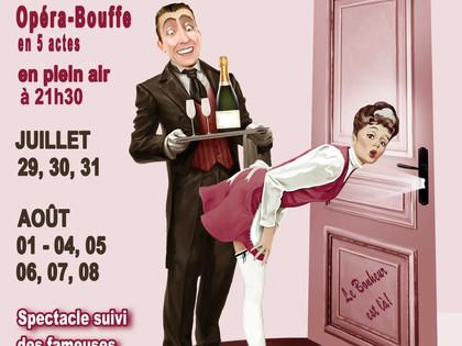 Synopsis de l'Opéra-Bouffe