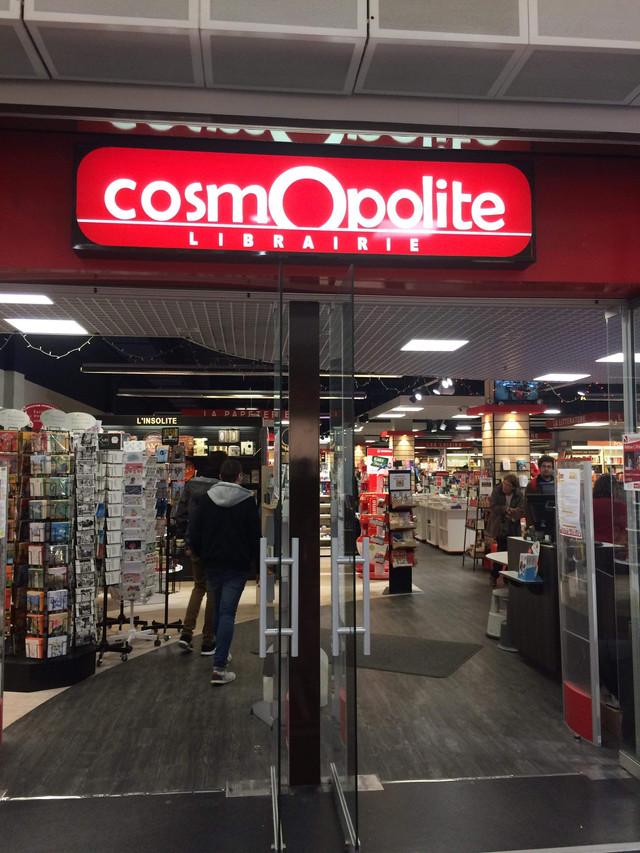 Librairie Cosmopolite à Angoulême