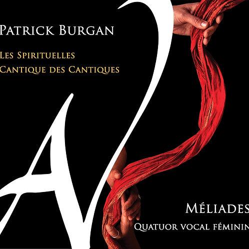 Spirituelles / Cantique des Cantiques Ensemble vocal Méliades