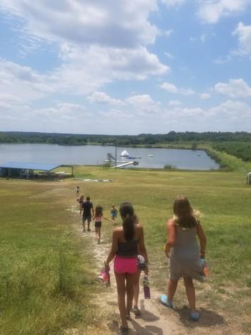 Lake Time!