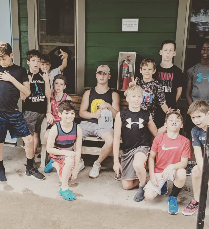 Boys Cabin Pic