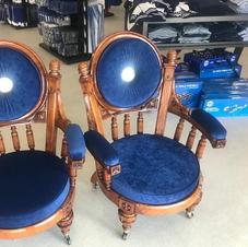 HMS Warrior Chairs