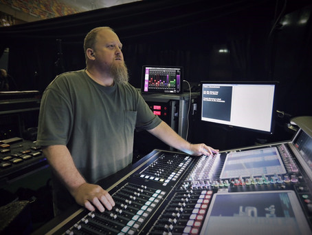 "FOH Engineer Mike Fanuele and Monitor Engineer Kevin ""Tater"" McCarthy Choose Waves Plugins and Sound"