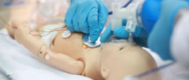 Curso de Ventilação Mecânica em Neonatologia e Pediatria