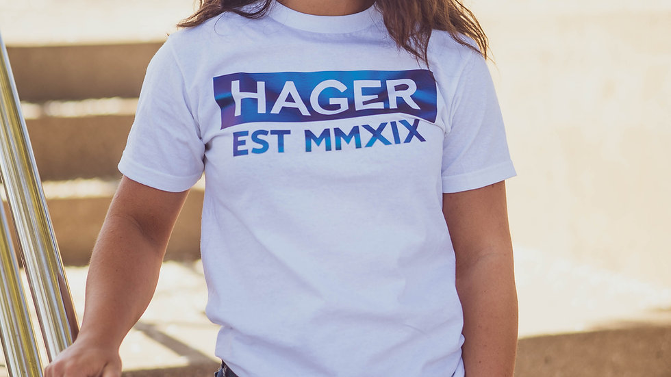 HAGER Chameleon Box T-Shirt WT