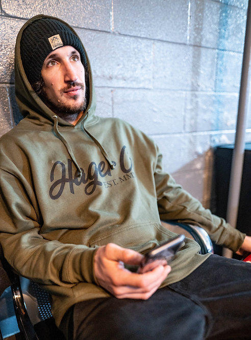 Hager Co Est. Hoodie Army