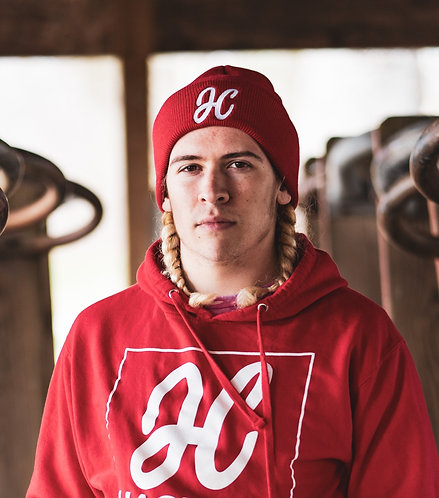 Hager Co HC Beanie Red