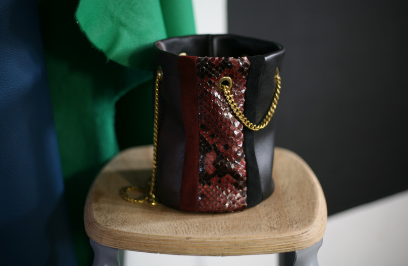 Atelier sac cuir