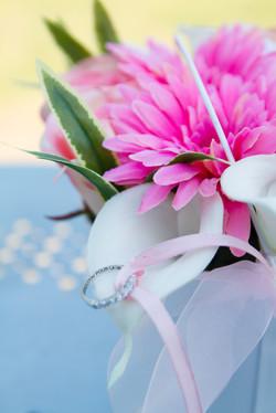 Photographe détail mariage Gers