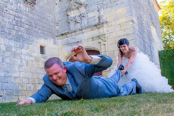 Photographe mariage Gers