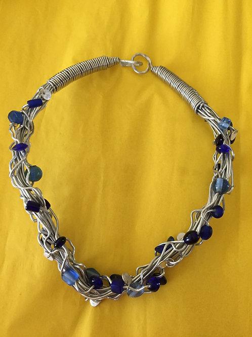 Aluminum Necklace - Cod. N-139