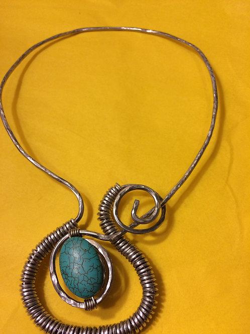 Aluminum Necklace - Cod. 100