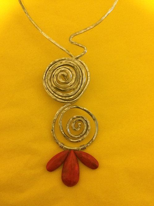 Aluminum Necklace - Cod. N-119