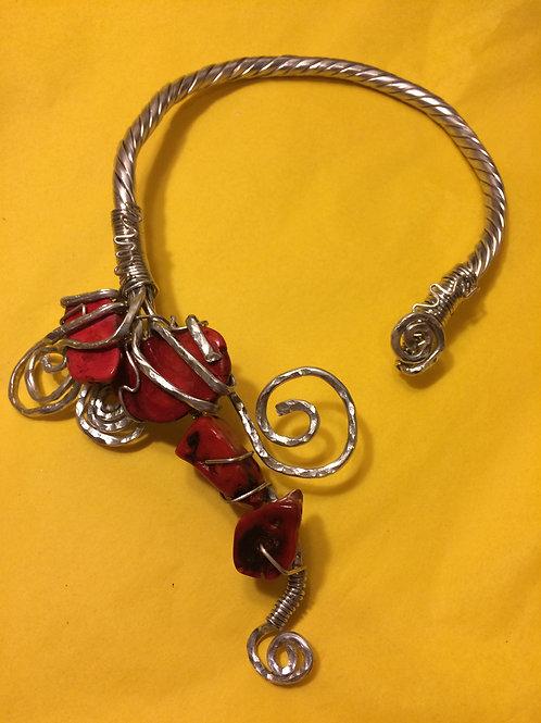 Aluminum Necklace - Cod. N-120