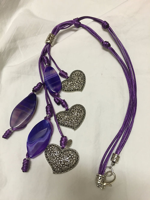 Cord Necklace - Cod. N-105