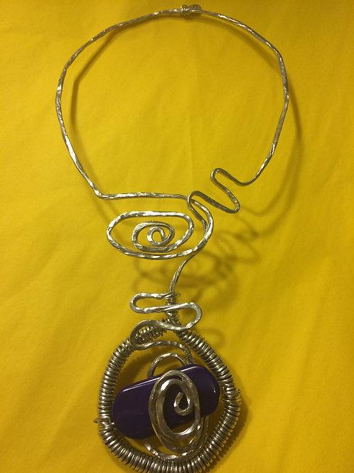 Aluminum Necklace - Cod. 117
