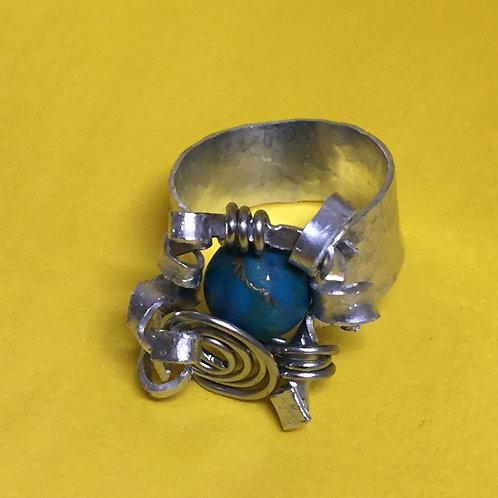 Aluminum Ring - Cod. R-029
