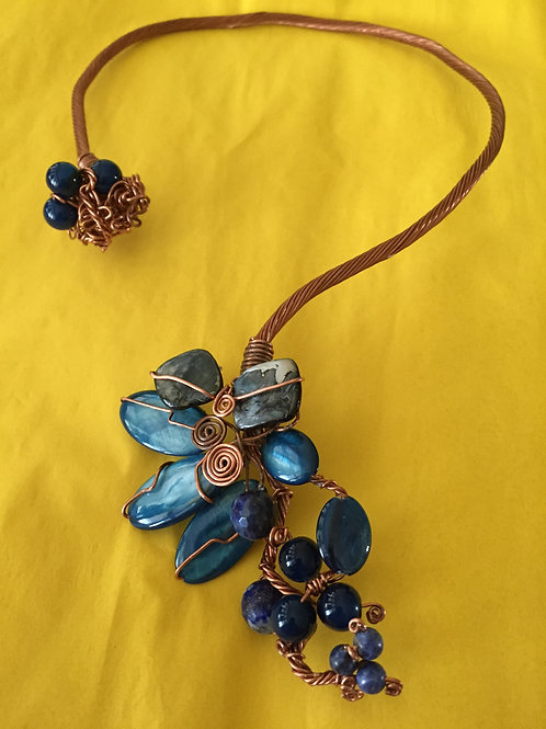 Copper Necklace - Cod. N-303