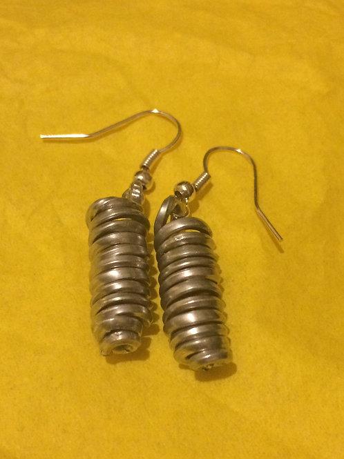 Aluminum Earrings - Cod. 507