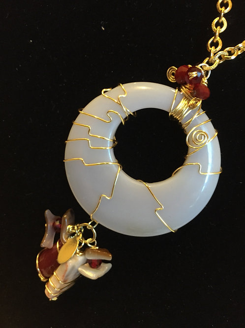 18K Gold Plated Chain Set - Cod. N-103