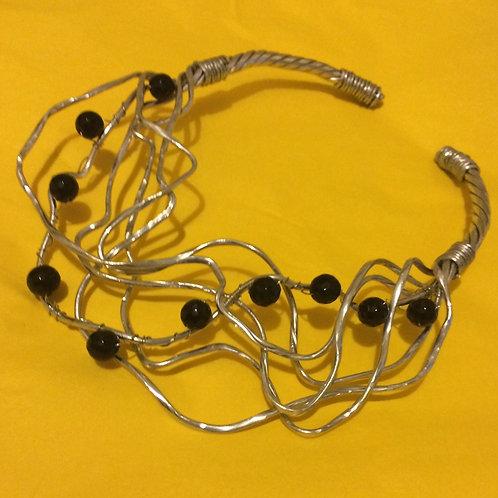 Aluminum Necklace - Cod. N-132