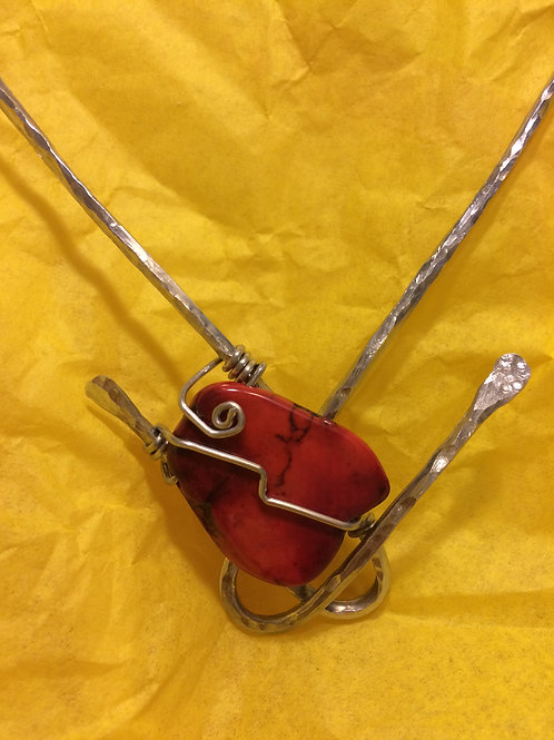 Aluminum Necklace - Cod. N-124
