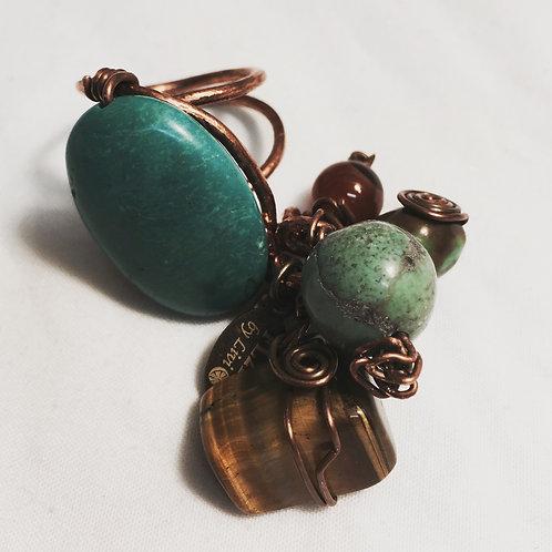 Copper Ring - Cod. R-009