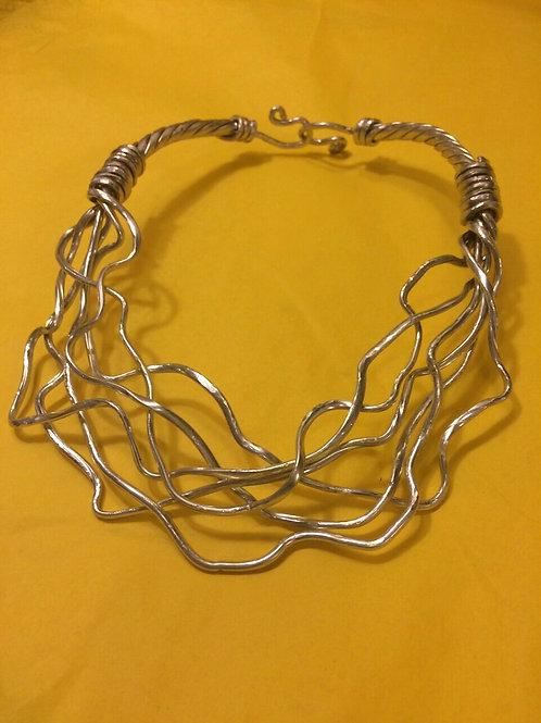 Aluminum Necklace - Cod. N-118