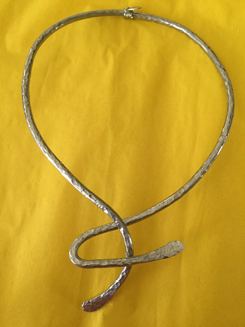 Aluminum Necklace - Cod. N-137