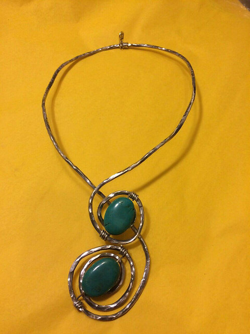 Aluminum Necklace - Cod. N-123