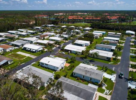 Manufactured Housing Communities; what happened to them?