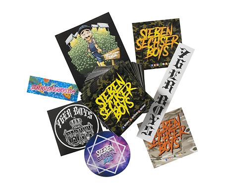 Sticker Set - 40 Stück