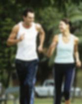 Course à pied Couple