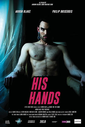 His Hands Official Poster 27x40 JPG-01xm