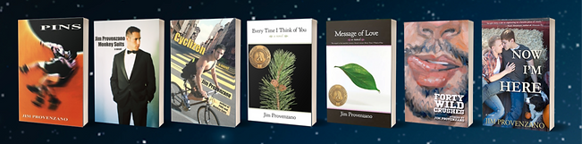Jim Provenzano novels