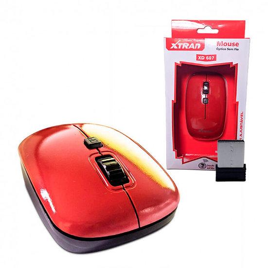 Mouse Óptico sem Fio Mod.607 (Xtrad)