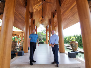AGS Recruited Industry Leading GM to be the Leader at the New Aquella Golf & Country Club, Phang Nga