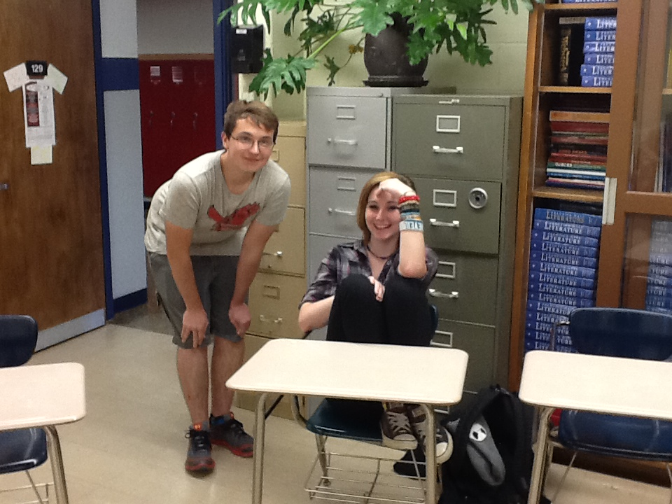 Ryan and Alyssa