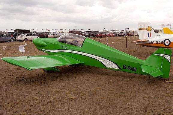 G-BLAI - Monnett Sonerai II