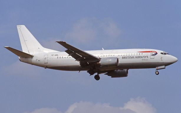 G-CELH - Boeing 737-300
