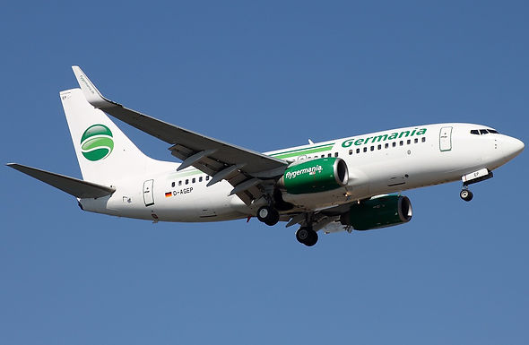 D-AGEP - Boeing 737-700